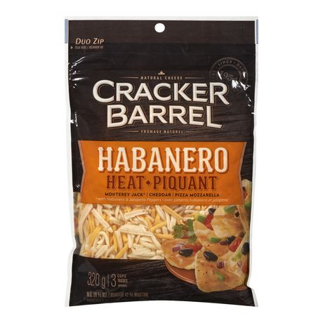 Fromage Habanero râpé Cracker Barrel - image 1 de 2