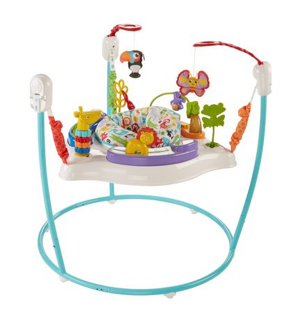 e6251a063 Fisher-Price Animal Activity Jumperoo