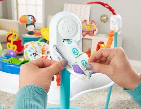 Fisher-Price Animal Activity Jumperoo - image 6 of 8