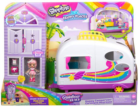 Shopkins Happy Places Season 5 – Happy Campervan - image 6 of 9