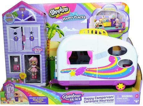 Shopkins Happy Places Season 5 – Happy Campervan - image 7 of 9