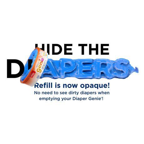 Emballage de 3 recharges Diaper Genie Max Fresh de Playtex Baby - image 5 de 6