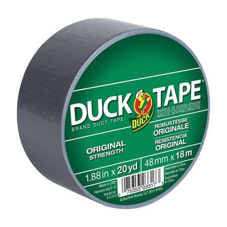 Ruban adhésif Original de marque Duck Tape, Argenté - image 1 de 6
