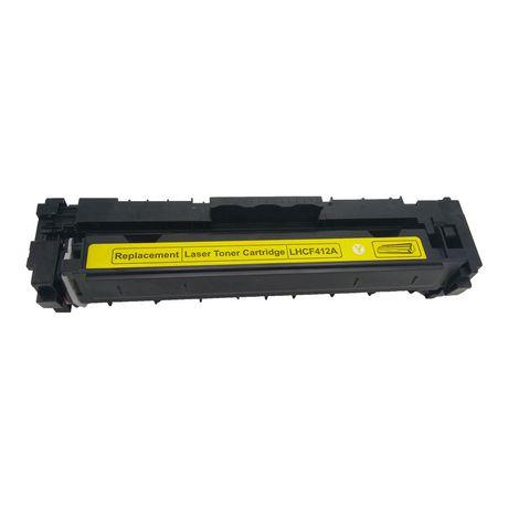 L-ink HP 410A (CF412A) Cartouche de Toner Jaune Compatible - image 1 de 1