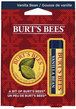 Burt's Bees® Vanilla Bean And Cream Gift Set - image 1 of 1