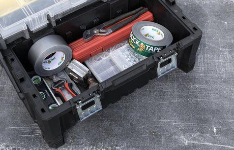 Ruban adhésif Original de marque Duck Tape, Argenté - image 4 de 6