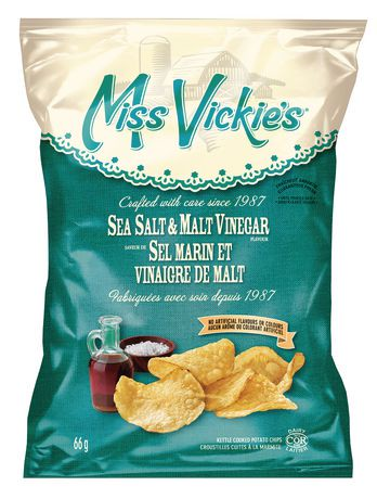 Miss Vickie 39 S Sea Salt Malt Vinegar Walmart Canada