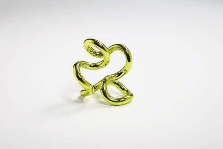 Tangle Metallic Fidget Styles Vary