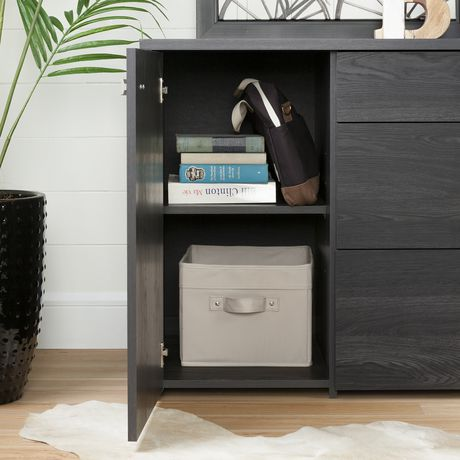 South Shore Interface Storage Unit with File Drawer - image 4 of 9