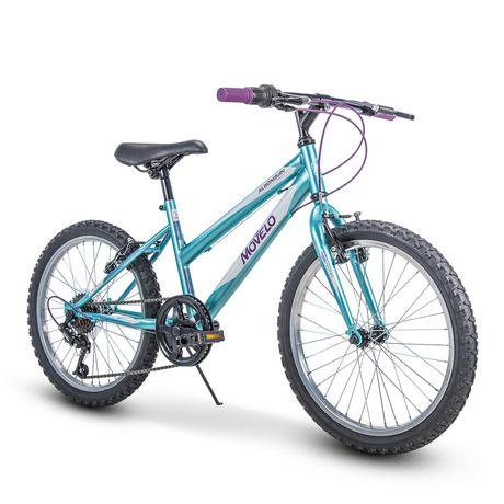 Vélo de montagne Movelo Algonquin de 20 po en acier pour filles - image 1 de 6