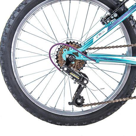 Vélo de montagne Movelo Algonquin de 20 po en acier pour filles - image 3 de 6