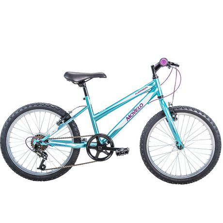Vélo de montagne Movelo Algonquin de 20 po en acier pour filles - image 2 de 6