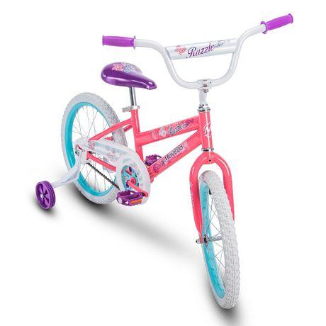"""Movelo Razzle 18"""" Girls' Steel Bike - image 2 of 8"""