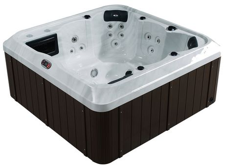 Canadian Spa Co Montreal Se  Person Hot Tub