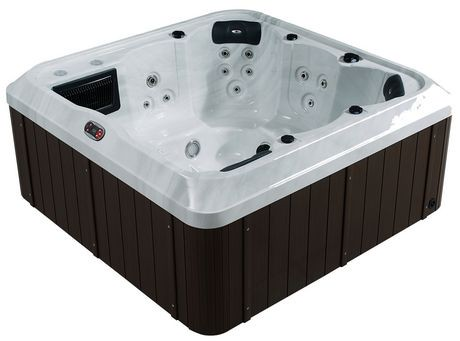 manufacturing manufacturers in swim arctic yard tub spas tubs blue gazebos the back falls company baths hot