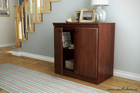 South Shore Morgan Small 2-Door Storage Cabinet | Walmart Canada