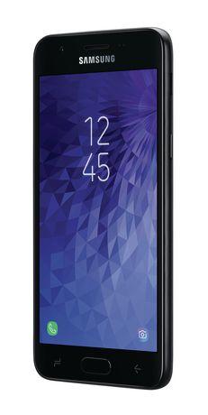 Samsung Galaxy J3 Black Smartphone - image 3 of 9