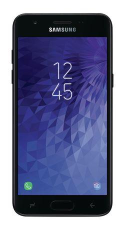 Samsung Galaxy J3 Black Smartphone - image 1 of 9