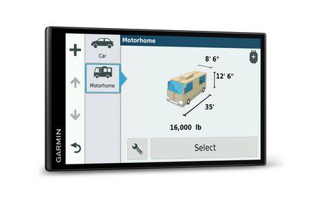 Navigateur GPS RV 770 LMT-S de 7 po par Garmin (Amérique du Nord) - image 3 de 6