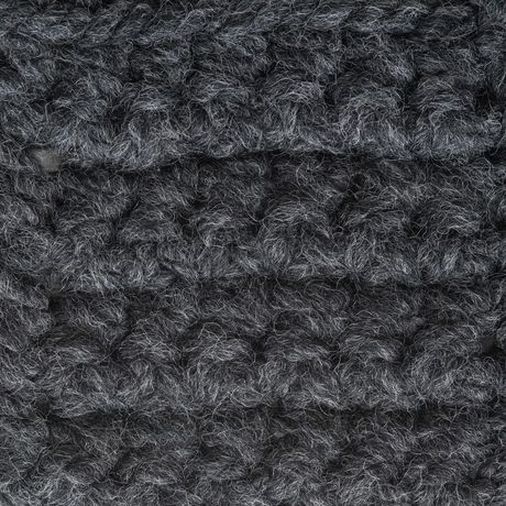 BERNAT WOOL-UP BULKY YARN (170G/6OZ), DARK GRAY - image 3 of 4