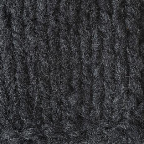 BERNAT WOOL-UP BULKY YARN (170G/6OZ), DARK GRAY - image 4 of 4