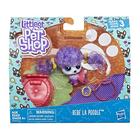 Littlest Pet Shop Bebe La Poodle - image 1 of 2