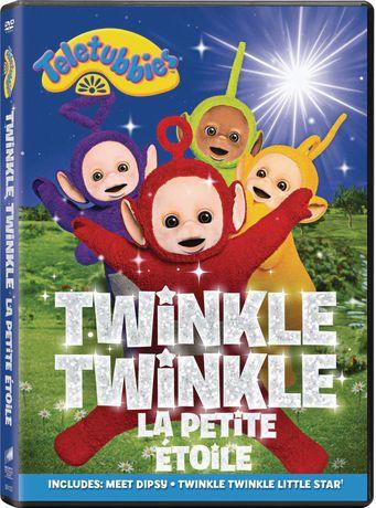 Teletubbies dvd walmart