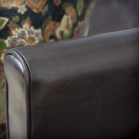 Rita Leather Recliner Club Chair - image 3 of 3