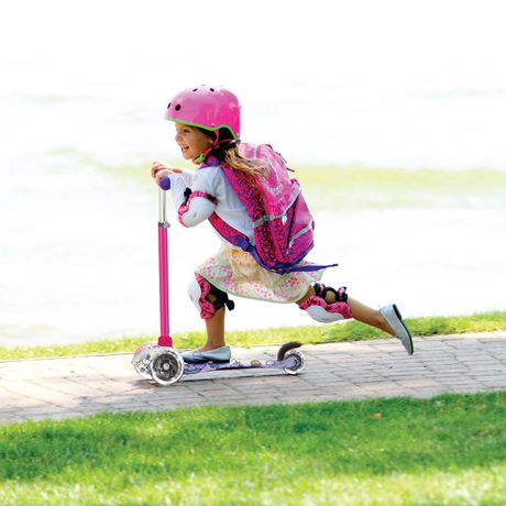 Rugged Racers Kids Scooter With Unicorn Print Design - image 4 of 8