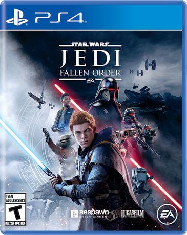 Star Wars Jedi Fallen Order (PS4) - image 1 of 8