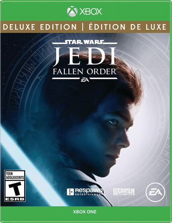 Star Wars Jedi Fallen Order - Deluxe (Xbox One) - image 1 of 6