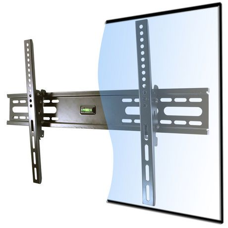 Top tech audio tilting lcd plasma led tv wall mount for Best lcd wall mount