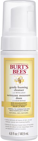 Burt's Bees Skin Nourishment Gentle Foaming Cleanser, 141.6ml - image 1 of 4