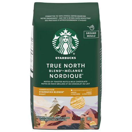 Starbucks® True North Blend® Ground Coffee 340g by Starbucks