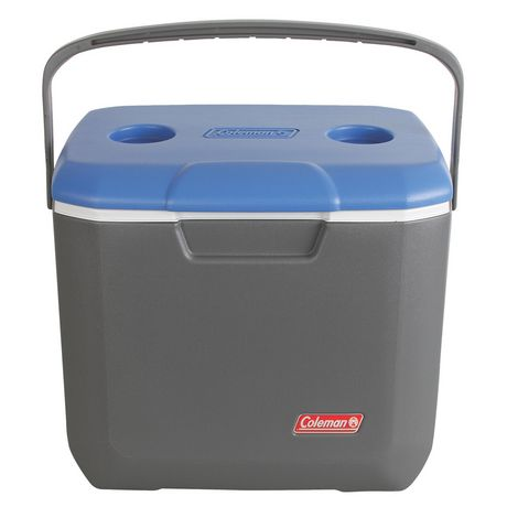 Coleman 30 Quart Excursion Cooler, Gray - image 3 of 6