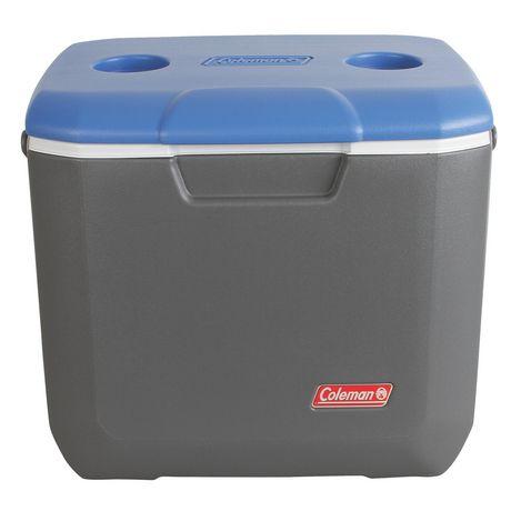 Coleman 30 Quart Excursion Cooler, Gray - image 4 of 6