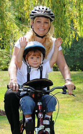Weeride Kangaroo Ltd Siège De Vélo Pour Enfant à Installation