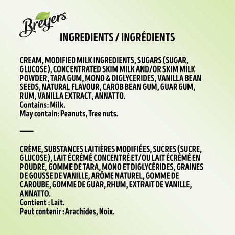 Breyers Creamery Style FrenchVanilla IceCream - image 7 of 8