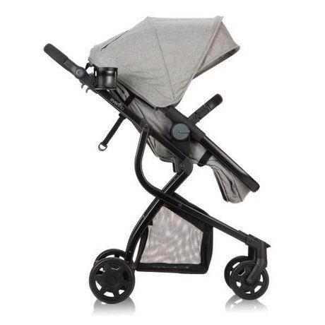 Evenflo Omni Travel System LiteMax Infant Car Seat - Heather Grey Fashion - image 3 of 7