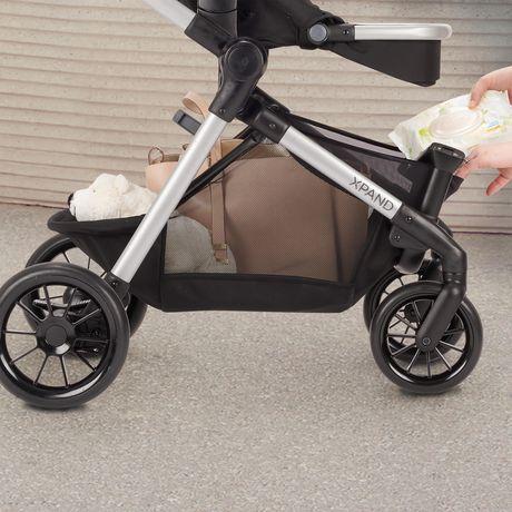 Evenflo Pivot Xpand™ Modular Stroller, Stallion | Walmart ...