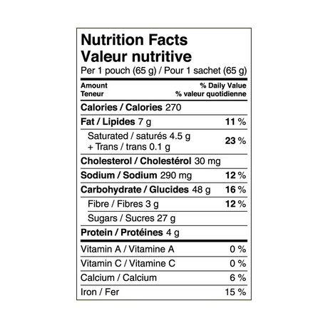 Mélange de muffin aux bleuets Format idéal pour 1 de Duncan Hines - image 4 de 4
