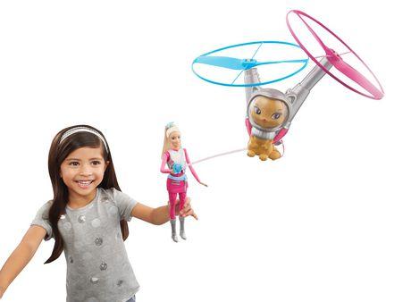 Poupée Barbie des étoiles et Chat volant Star Light Adventure de Barbie - image 2 de 9