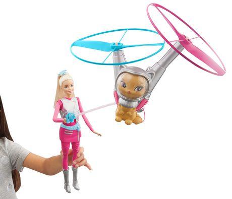 Poupée Barbie des étoiles et Chat volant Star Light Adventure de Barbie - image 8 de 9