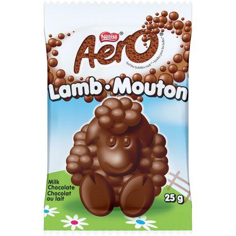 Aero Milk Lamb 25g - image 1 of 5