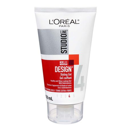 L Oreal Paris Studio Line Design Extra Strong Hold Styling Gel