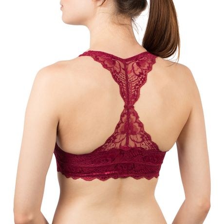 George Women's G21B1002 Racerback Lace Bra - image 2 of 2