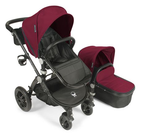 Babyroues Letour Avant Bassinet & Stroller System Black Frame - image 1 of 1