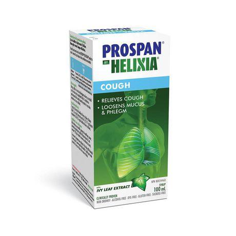 Prospan par Helixia toux - image 1 de 1