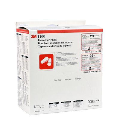 3M Foam Ear Plugs - image 2 of 2