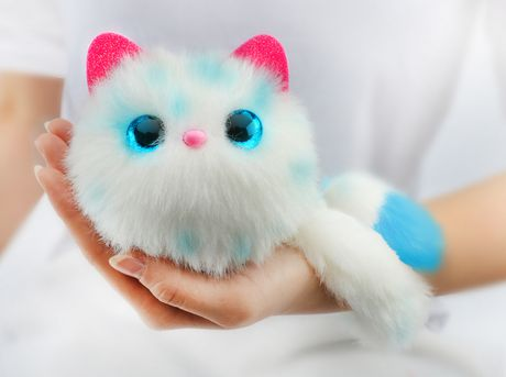 Pomsies Lovable Wearable Pet Snowball - image 4 of 4
